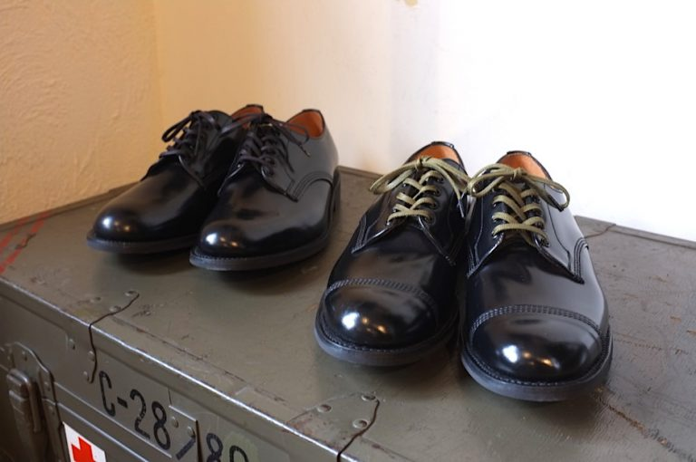 Sanders   Military Derby Shoe & Officer Shoe