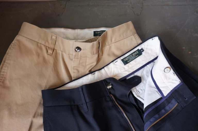 BARNSTORMER   NOP Dress Chinos & T/C Stretch Chinos