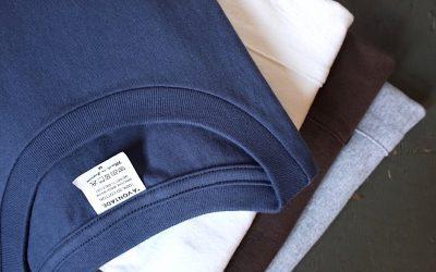 A VONTADE   7.5oz Tube Pocket S/S T-Shirts