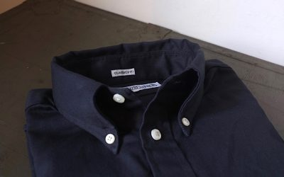 INDIVIDUALIZED SHIRTS   CLASSIC FIT Button Down Vintage Twill