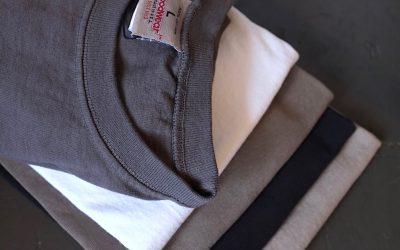 Goodwear   CREW-NECK S/S T-SHIRTS WITH CUFF AND HEM RIB