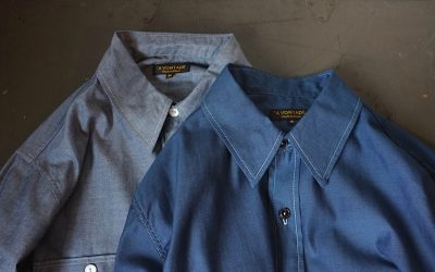 A VONTADE   Lax Work Shirts